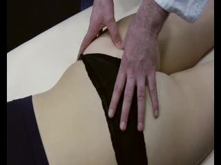 Пример лечения грыжи триггерной точки (HTP)