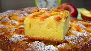 Шведский ЯБЛОЧНЫЙ Пирог 🍎 НЕРЕАЛЬНО ВКУСНЫЙ!!! Шарлотка Рецепт   Кулинарим с Таней