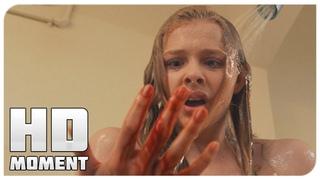 У Кэрри пошли первые месячные - Телекинез (2013) - Момент из фильма