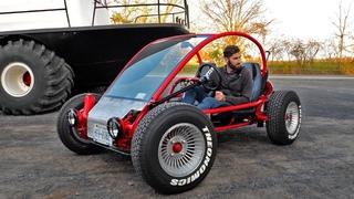 Driving The Custom Frame VW (Volkswagen) Dune Buggy | ep3