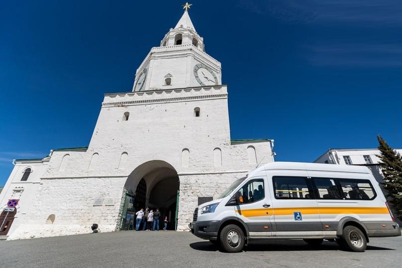Специализированная служба такси «UNIT» для людей с инвалидностью, изображение №5