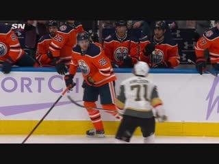 NHL 2018-2019 / RS /  / Vegas Golden Knights vs Edmonton Oilers