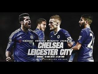Chelsea vs Leicester City - Preview Premier League | 2016 HD