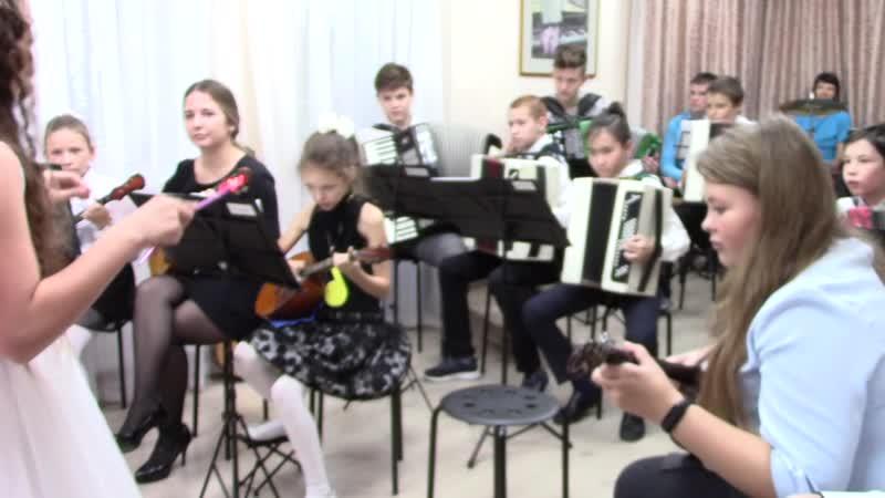 Волшебная шкатулка 2 Фея музыки в гостях у народного оркестра