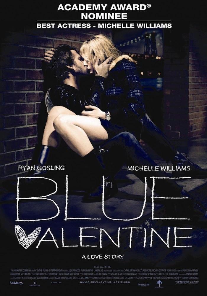 Валентинка / Blue Valentine