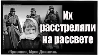 ИХ РАССТРЕЛЯЛИ НА РАССВЕТЕ ... Читает Диана Сибирская #Стих_до_Слез. #МусаДжалильЧулочки