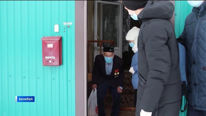 При мне стал задыхаться волонтеры Башкирии рассказали о сложностях своей работы