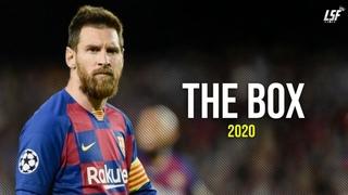 Lionel Messi 2020 • THE BOX • Skills & Goals 2020