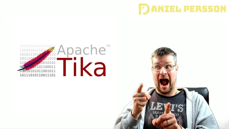 How to create a parser with Apache Tika