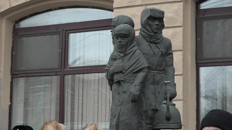 Мероприятия посвященные 76 й годовщине снятия блокады Ленинграда