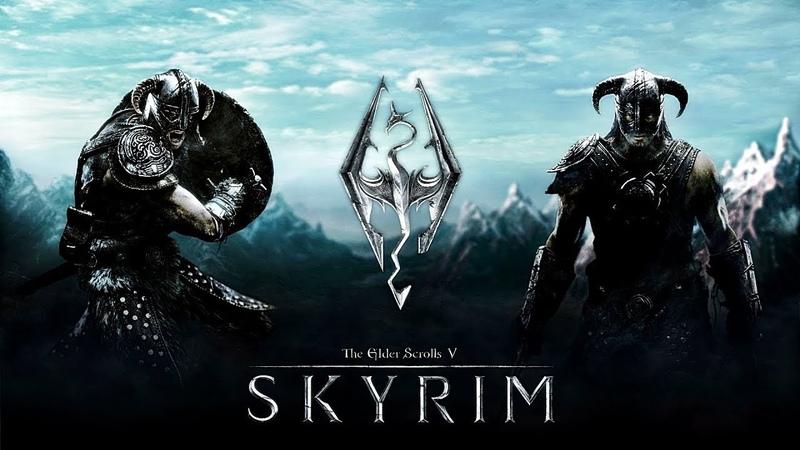 ( 55 ) The Elder Scrolls V: Skyrim. MoJoежедневныйстримигры Узнаём секреты Скайрима.