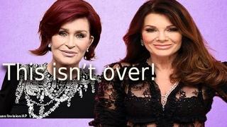 Lisa Vanderpump show Overserved on E in crisis! Sharon Osbourne The Talk CBS lawsuit!
