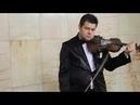 Выступает Владлен Симонов. Скрипка, импровизация.