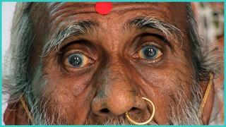Люди не могут в это поверить! Прахлад Джани, 80 лет без воды и еды