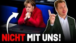 Unsere Verfassungsbeschwerde gegen die neue Corona-Notbremse! (á la Merkel)