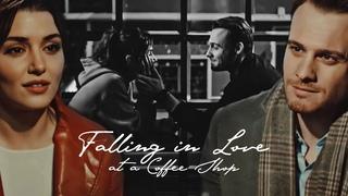 Eda + Serkan || Falling In Love At A Coffee Shop (+1x33 trailers)