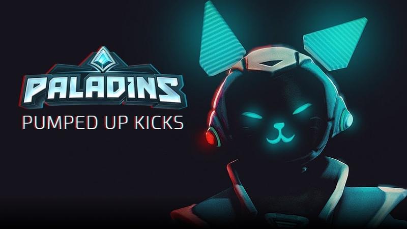 Paladins Pumped up Kicks