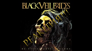 Стрим-реакция на BLACK VEIL BRIDES - RE-STITCH THESE WOUNDS !!!