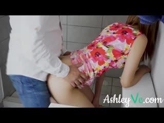 Выебана до сквирта в ванной на вечеринке — Ashley Ve cum Amateur, Porn, Blowjob, Teen, Anal, Sex