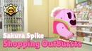 Brawl Stars Sakura Spike Shopping Outbursts