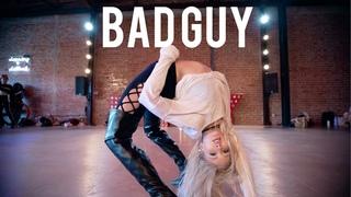 bad guy - Billie Eilish - Choreography by Marissa Heart   Heartbreak Heels