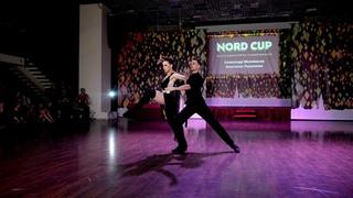 Nord Cup 2021  Шоу преподавателей, Александр Милованов и Анастасия Лукьянова