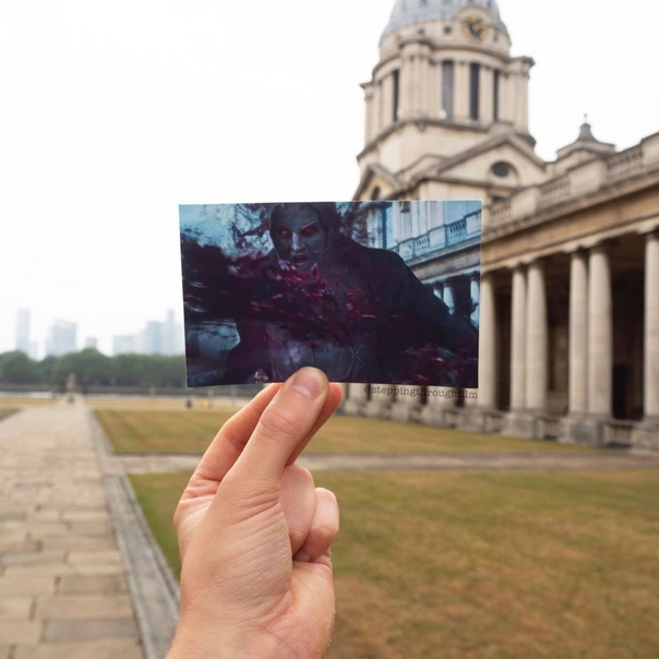 «Тор: Царство тьмы» в реальных локациях на фотографиях Томаса Дьюка Через пару месяцев ленте исполнится семь
