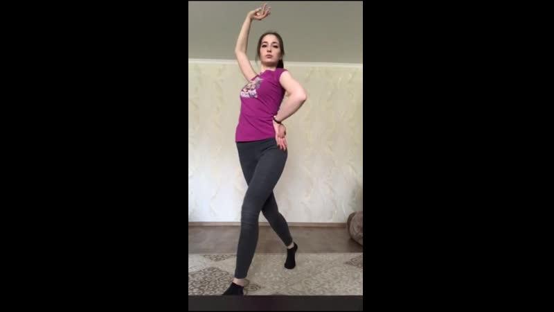 Творческая мастерская Шум Таджикский танец