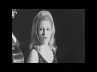 """Ajda Pekkan- Ateşim var külüm yok (1966) from the movie """"Black Automobile"""""""