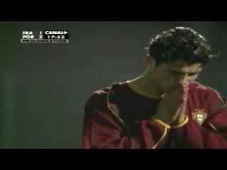 Cristiano Ronaldo Vs France Away (18/11/2003)