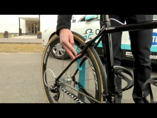 OPQS Specialized Bicycles at Paris-Roubaix