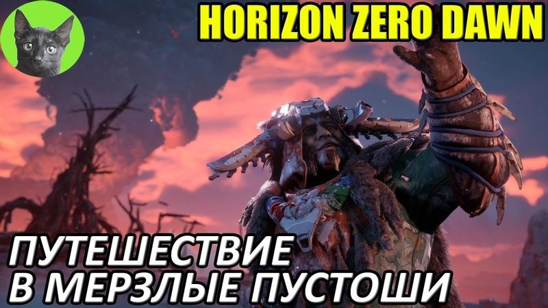 Уютное прохождение игры Horizon Zero Dawn 41 Путешествие в мерзлые пустоши