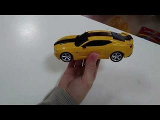 """Машинка с сенсорным управлением Chevrolet Camaro SS """"Автопанорама"""""""
