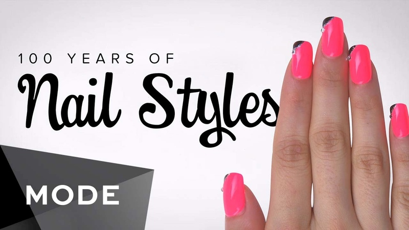 100 Years of Fashion: Nails ★ Glam.com