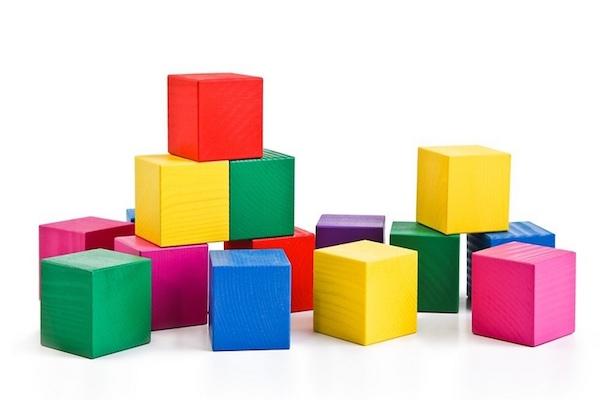Разноцветная игра