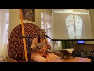 Зачем Кришна уничтожает демонов перед наступлением Кали-юги? Фрагмент лекции. Курган,