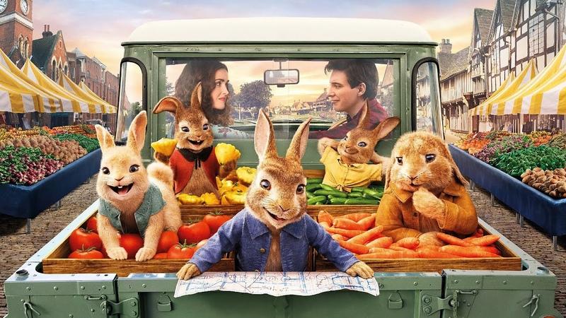Фильм гибрид Кролик Питер 2 и Рекомендации для дальнейшего просмотра от МКИН24