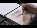 Обзор. Бумага для рисования и цветные карандаши FC Polychromos, Derwent Procolour, Мастер-класс НП