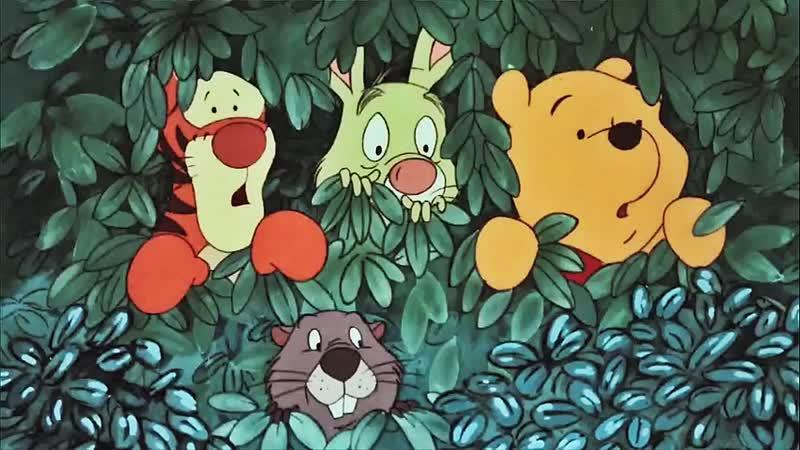 07 Хрюник ты где Вверх вверх полетели ♥ Приключения Винни Пуха 2 сезон Мультики для детей cartoons