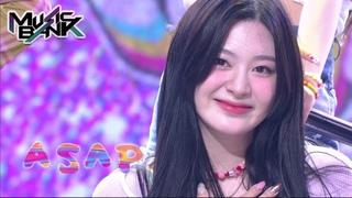 STAYC(스테이씨) - ASAP (Music Bank)   KBS WORLD TV 210423