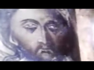 JUST NOW:JESUS CLOSES/OPENS his eyes in Bethlehem + CAUGHT on camera