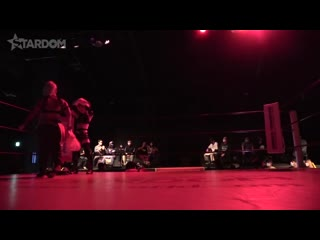 Of Stardom Tag League 2020 Day 2