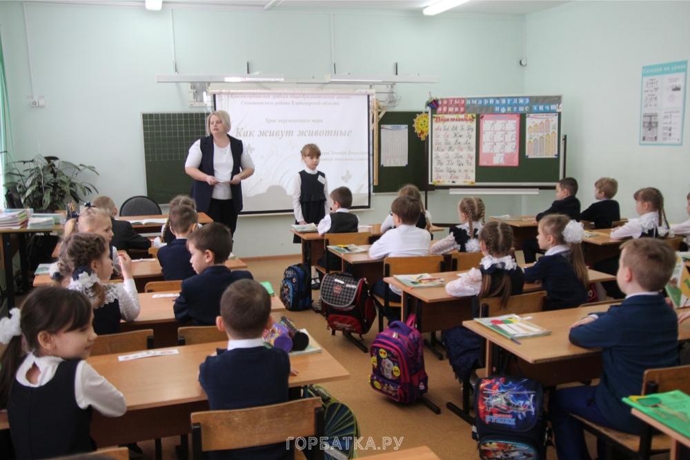 Единое образовательное пространство: детский сад - начальная школа