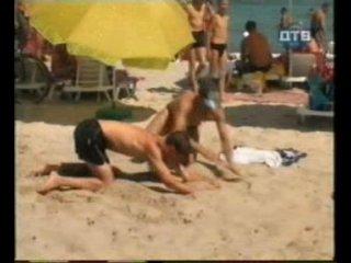 Скрытая камера на пляже подборки секса, эллен петерсон порно