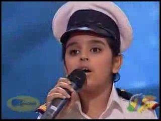 Vasundhara Raturi. Индия (детская минута славы)