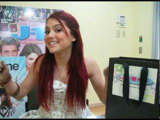 J-14 Exclusive: Ariana Grande Plays J-14 Karaoke
