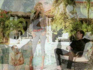 Victoria Silvstedt dresses Bianca Maria Caselli Collection, by