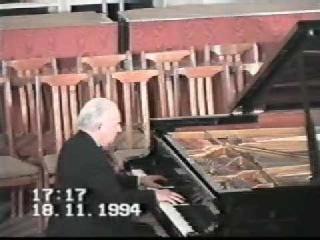 VICTOR MERZHANOV - BEETHOVEN. Piano Sonata no. 14 (1/2)