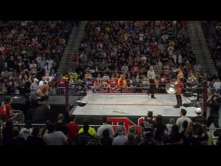 () tna bound for glory 2012 james storm vs bobby roode (street fight, special enforcer king mo)