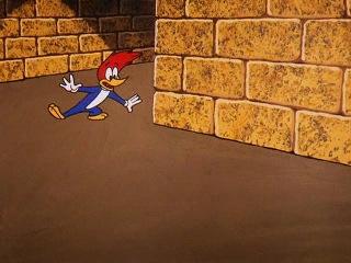 Woody Woodpecker 110 Franken Stymied